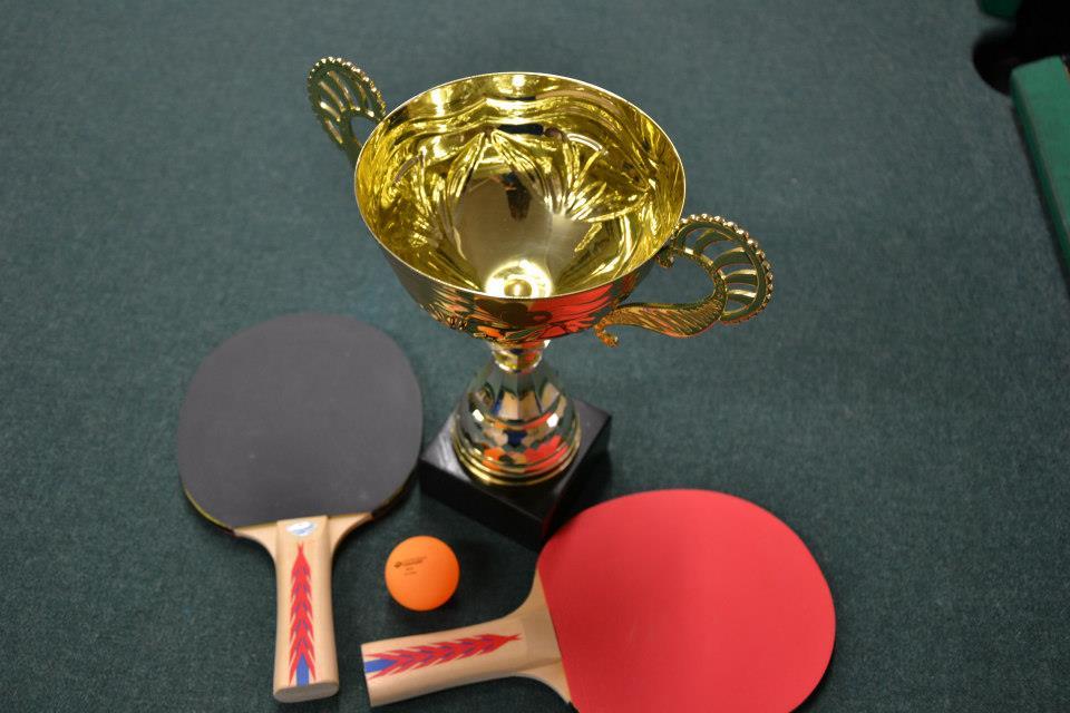 I Turniej tenisa stołowego o puchar sołtysa Zbytkowa