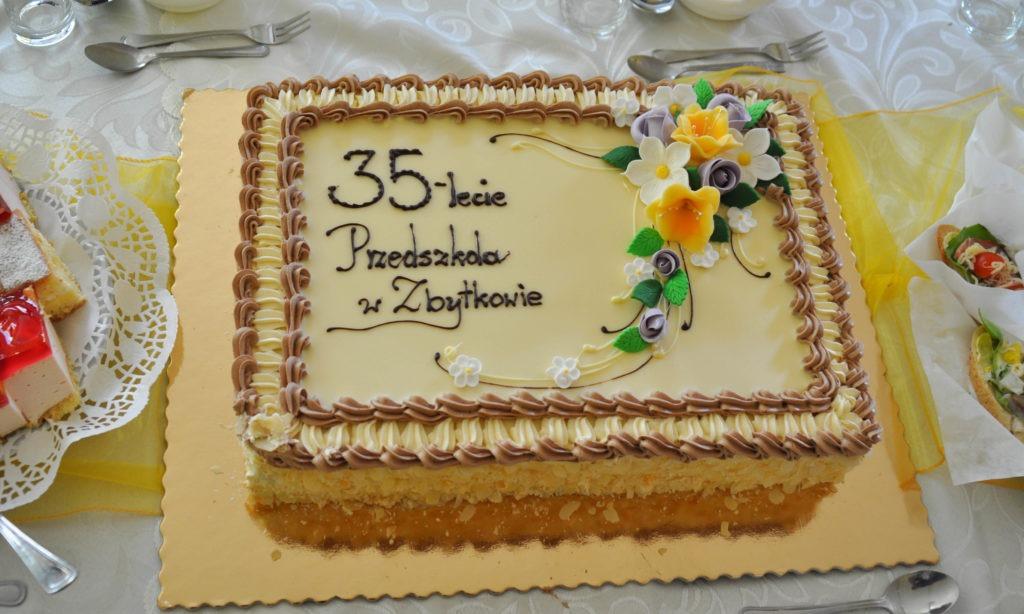 Przedszkole w Zbytkowie ma już 35 lat