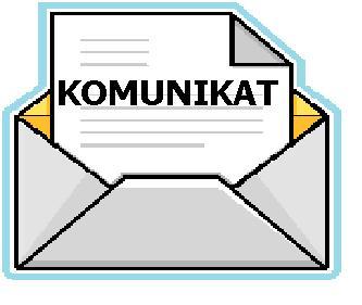 Komunikat Urzędu Miejskiego w Strumieniu