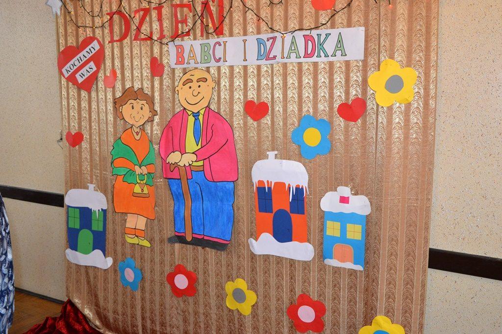 Występy przedszkolaków dla Babć i Dziadków