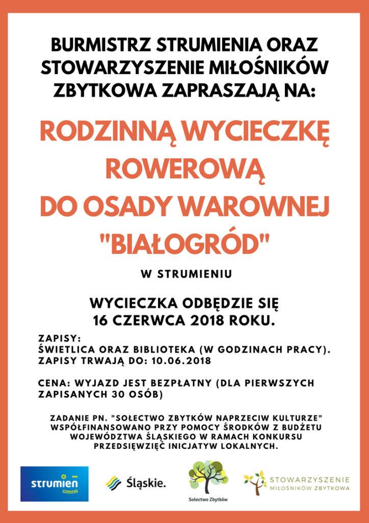 Kierunek Białogród, osada z X wieku