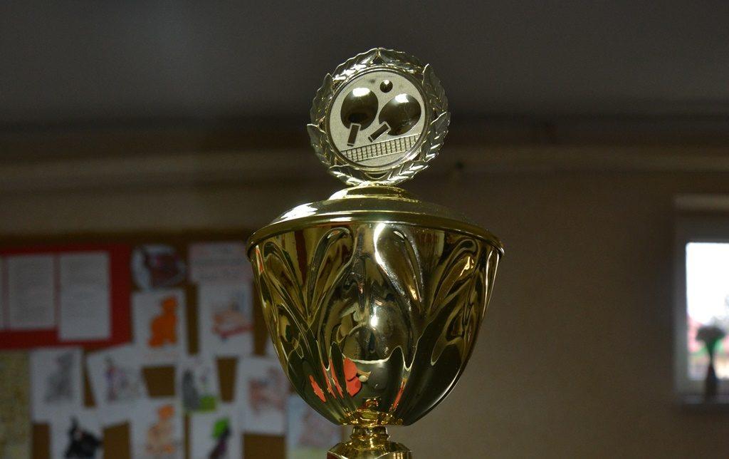 III Turniej Tenisa Stołowego o Puchar Sołtysa Zbytkowa