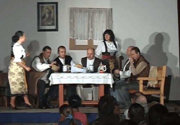 Grupa teatralna ze Zbytkowa