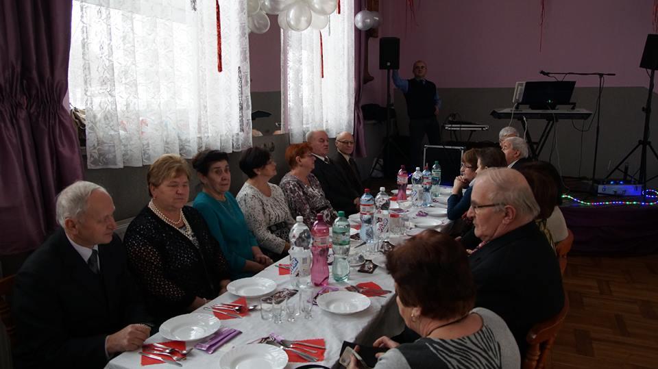 Spotkanie opłatkowe PZERiI w Strumieniu