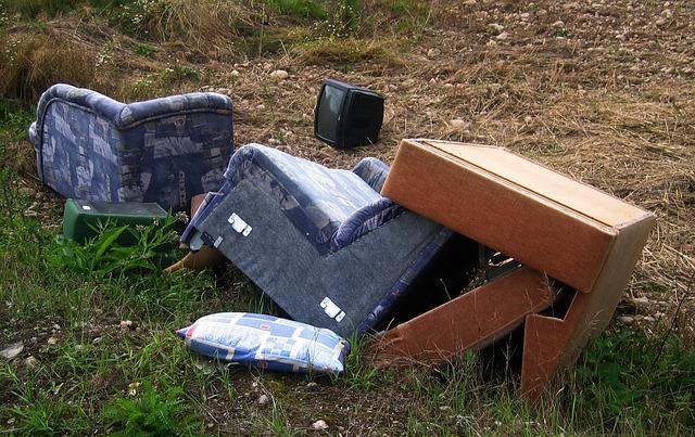 Zbiórka odpadów wielkogabarytowych w Zbytkowie
