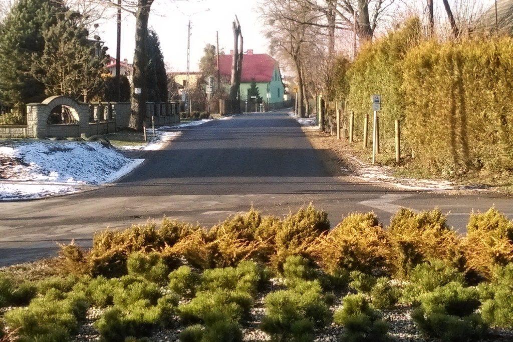 Powiatowe remonty dróg