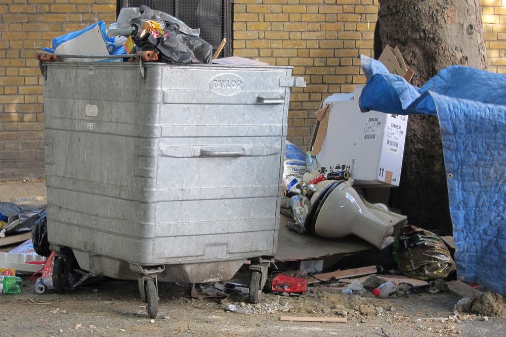 Harmonogram odbioru odpadów na rok 2017