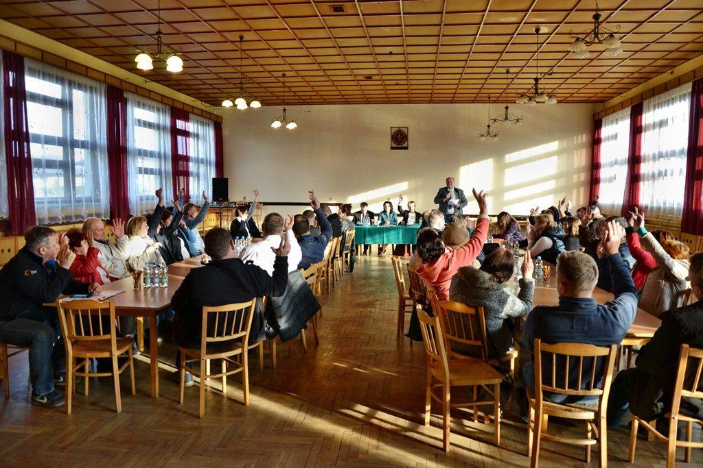 Sołectwo Zbytków rozpoczęło cykl Zebrań Wiejskich w gminie Strumień