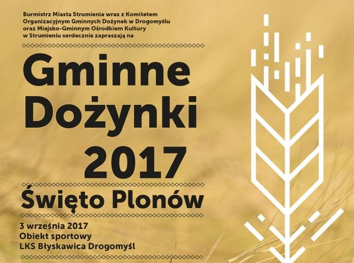 Święto Plonów w gminie Strumień