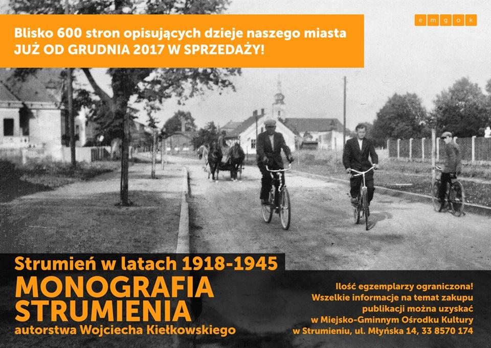 """""""Strumień w latach 1918-1945"""""""