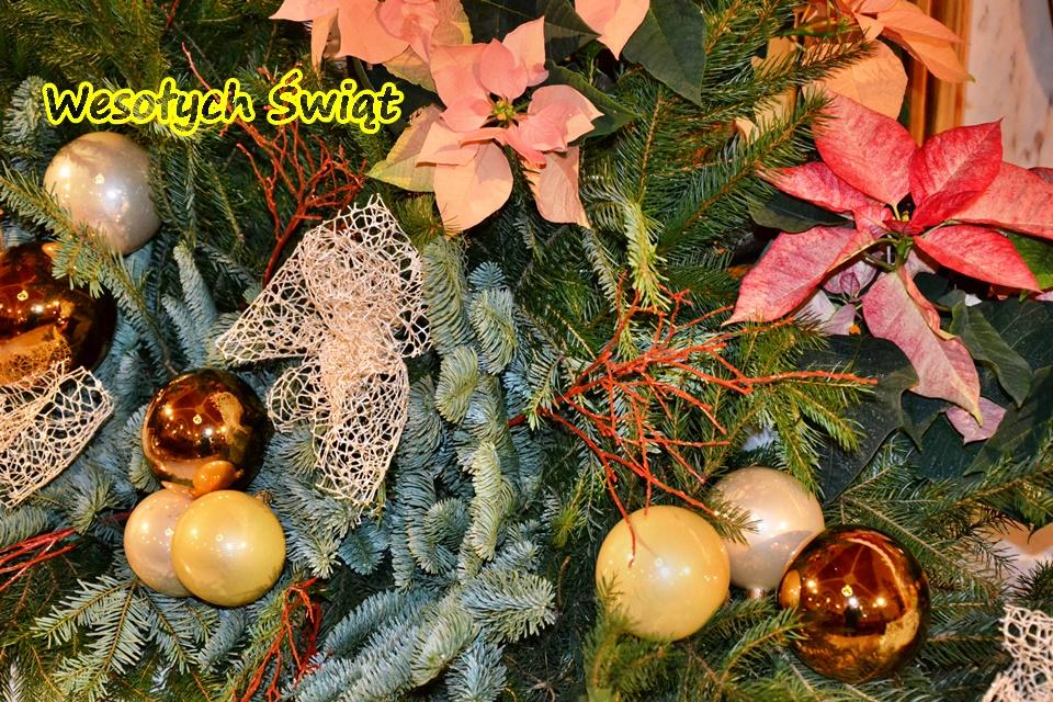 Życzenia świąteczne od Pani Kasi