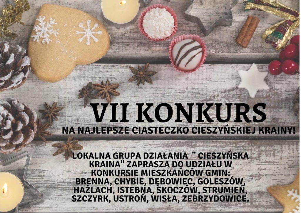 """Konkurs na """"Ciasteczko Cieszyńskiej Krainy"""""""