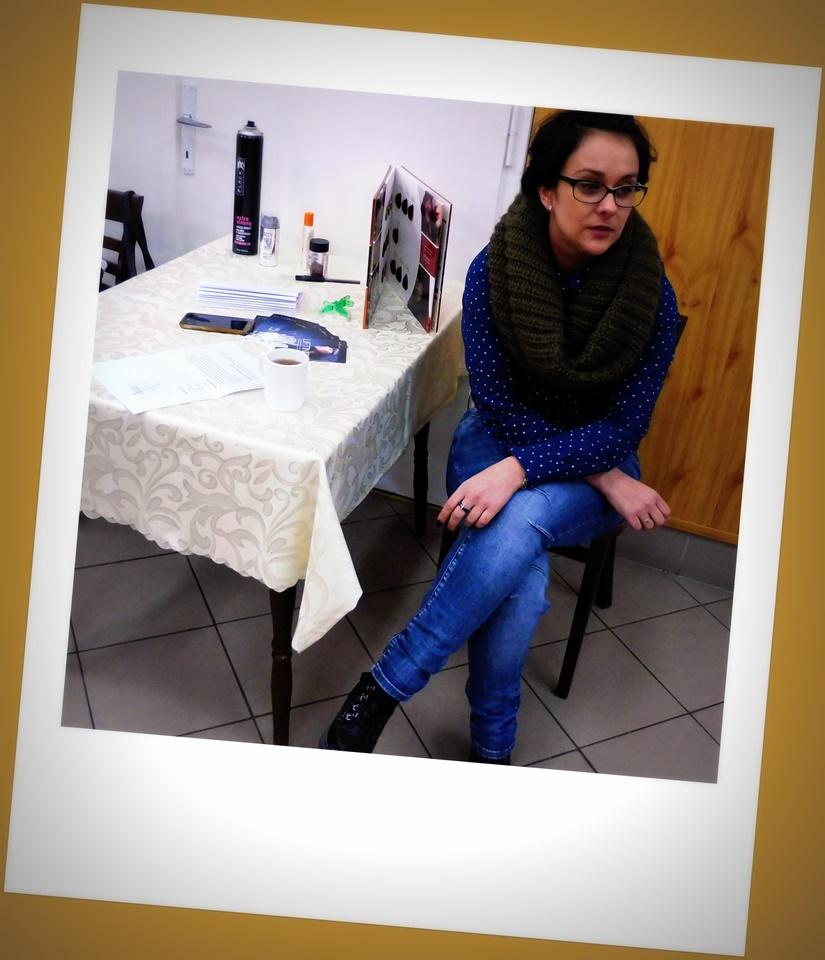 """""""Piękniejemy na wiosnę"""" – spotkanie z fryzjerką Moniką Zawadą"""