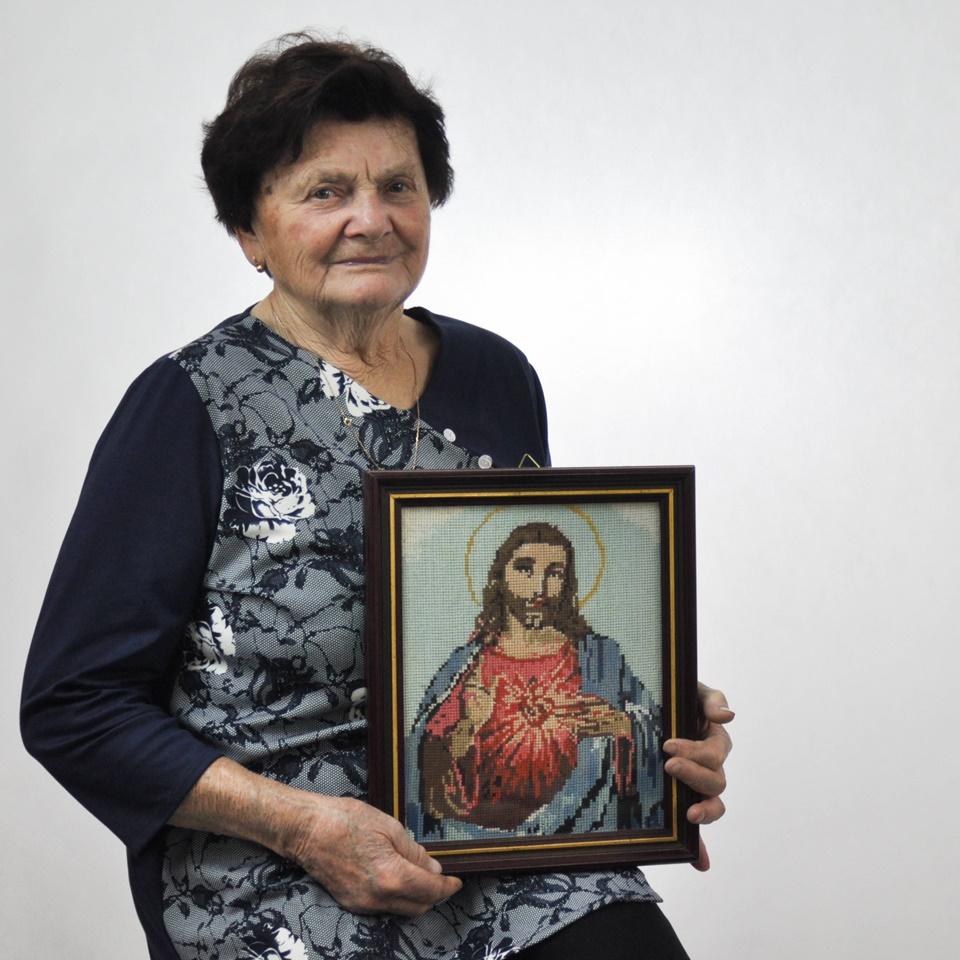 Lokalni artyści i pasjonaci – Gertruda Pieczka