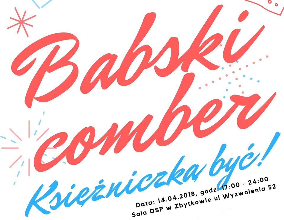 Babski comber – Księżniczką być!