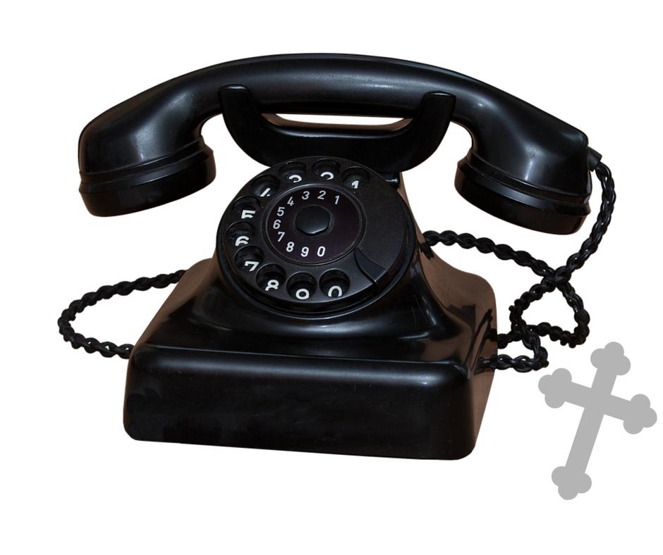 Telefon do Księdza dyżurującego