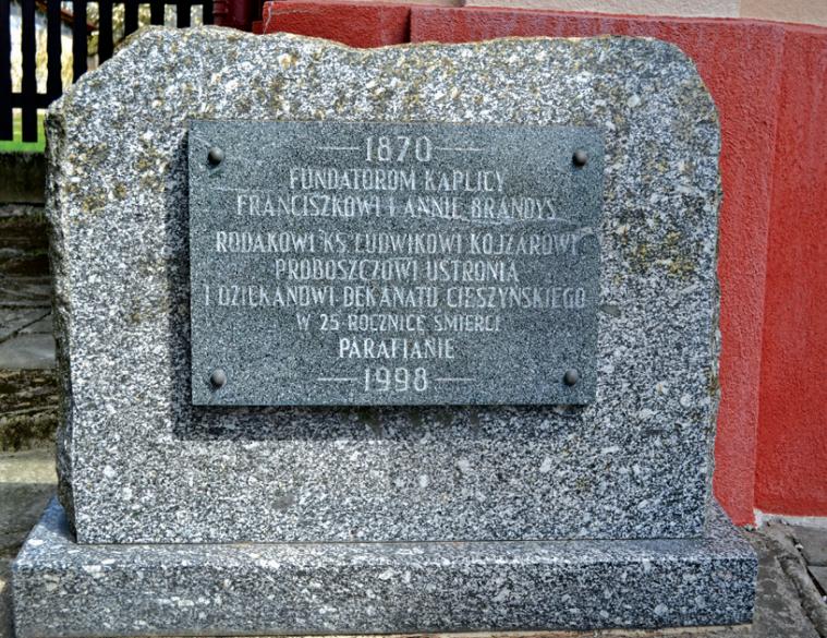 45 rocznica śmierci ks. Ludwika Kojzara