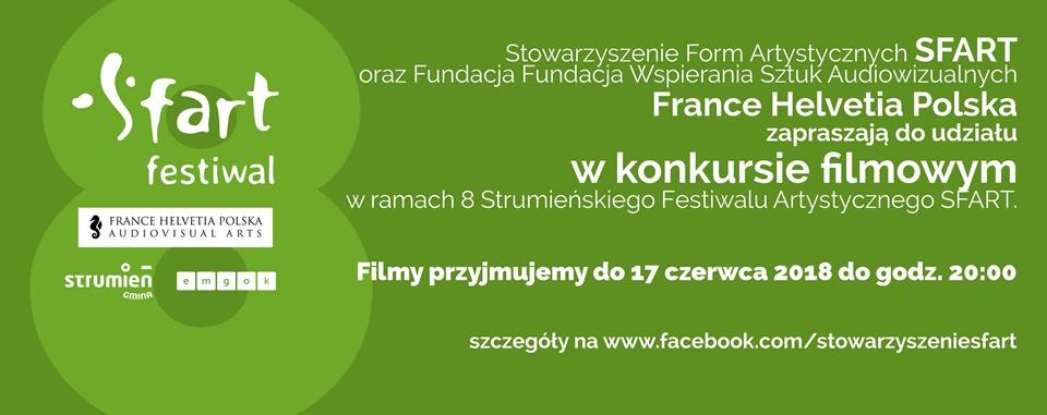Konkurs Filmowy Sfart