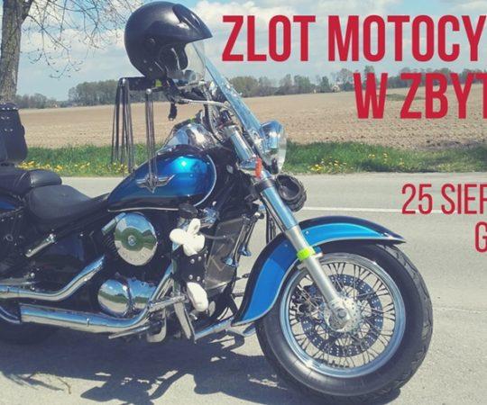 Zlot motocyklowy w Zbytkowie