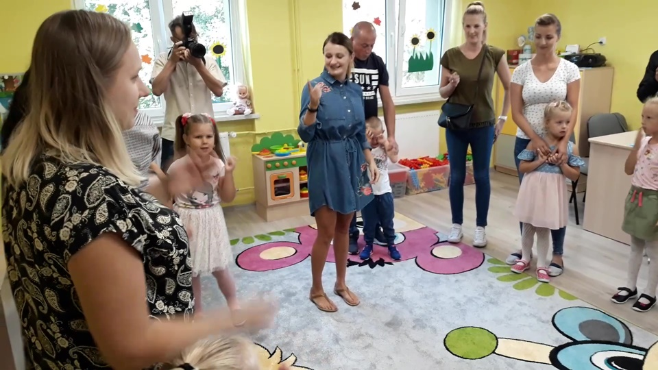 Nowy oddział przedszkolny w Zbytkowie