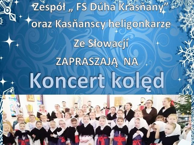 Koncert Kolęd w Zabłociu