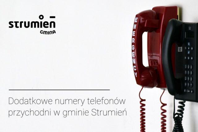 Ruszamy z pomocą w gminie Strumień
