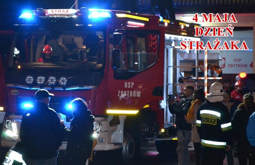 Życzenia dla naszych strażaków