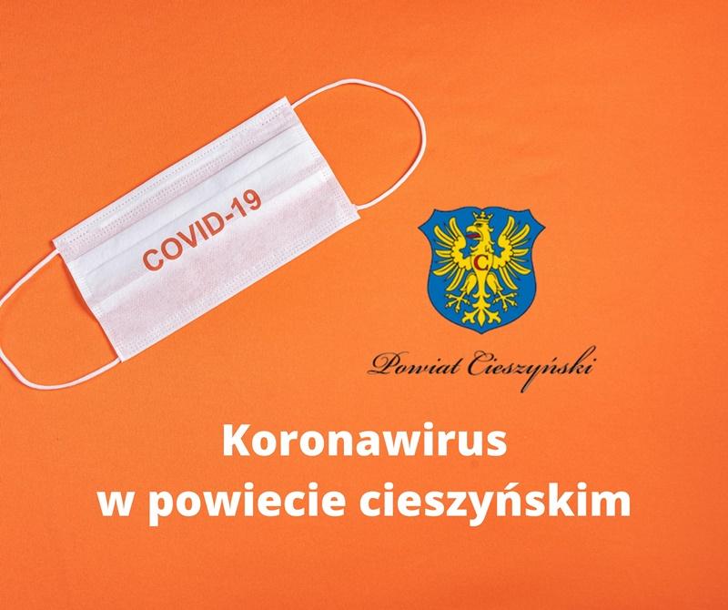 Koronawirus w powiecie cieszyńskim
